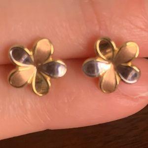 Gold Earring 14K news
